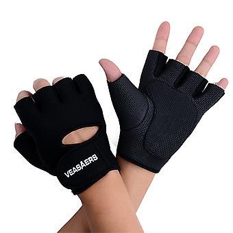Training gloves | Designed for maximum air circulation-Black