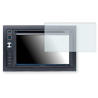 Audiovox VME 9125 NAV screen protector - Golebo crystal clear protection film