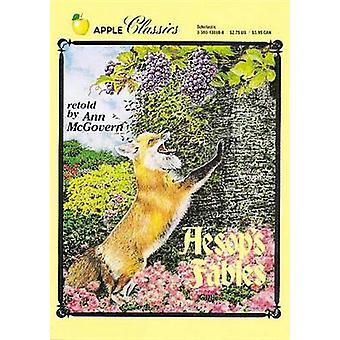 Aesop's Fables by Ann McGovern - 9780590438803 Book