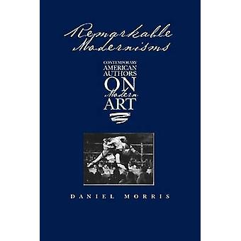 Anmärkningsvärda Modernisms - samtida amerikanska författare på Modern konst av