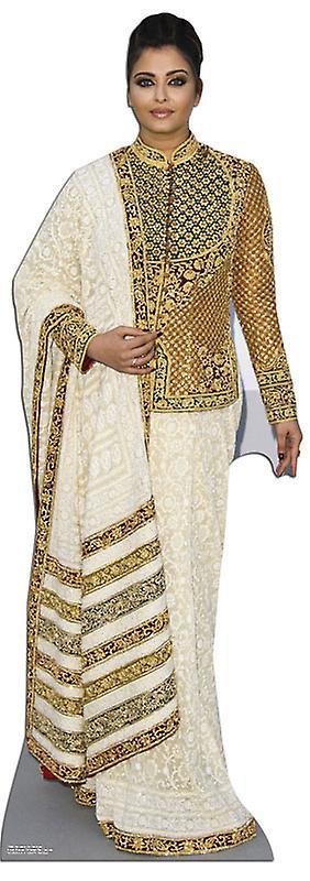 Aishwarya Rai Bachchan Lifesize Karton Ausschnitt / f