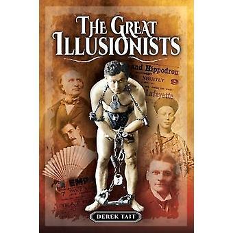 De store illusionister af Derek Tait - 9781473890763 bog
