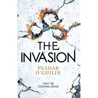 The Invasion by Peadar O'Guilin - 9781910989630 Book