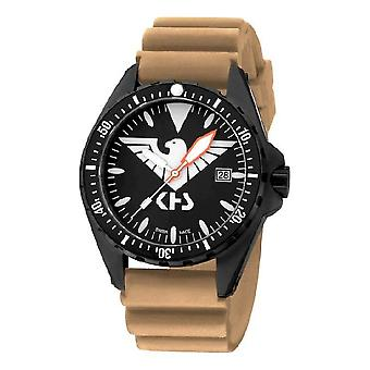 KHS MissionTimer 3 mens watch watches Eagle one KHS. MTHS. DT