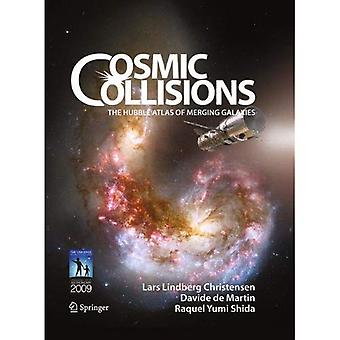Cosmic Collisions: The Hubble Atlas of Merging Galaxies