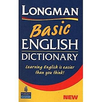 Basic English Dictionary: Learning English is easier than you think! (Basic Dictionaries)