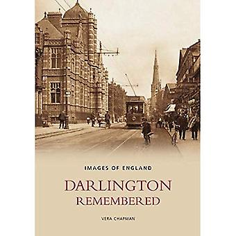 Darlington Remembered (Images of  England)
