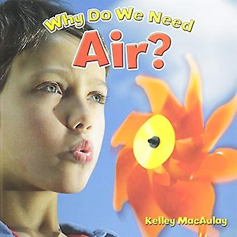 Why Do We Need Air? (Natural Resources Close-up)