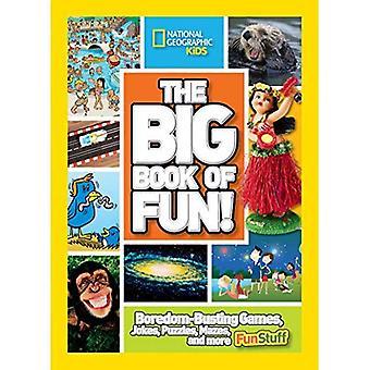 Gran libro de la diversión de los cabritos de la NG