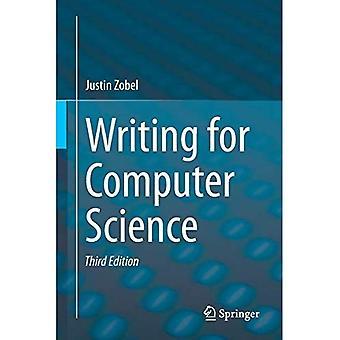 Skriva för datavetenskap