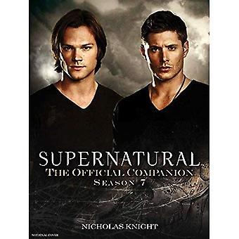 Supernatural - la compagnon officiel saison 7
