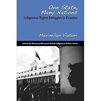 One State, Many Nations: Indigenous Rights Struggles in Ecuador