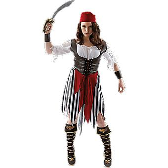 Orion Costumes Womens Caribbean Pirate Fancy Dress Costume