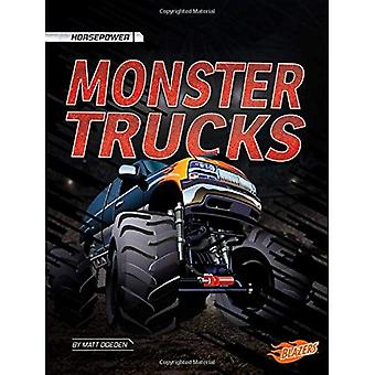 Monster Trucks (caballos de fuerza)