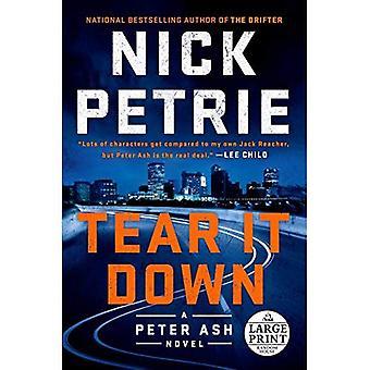 Tear It Down (Peter Ash Novel)
