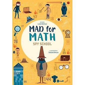 Mad For Math: Spy School