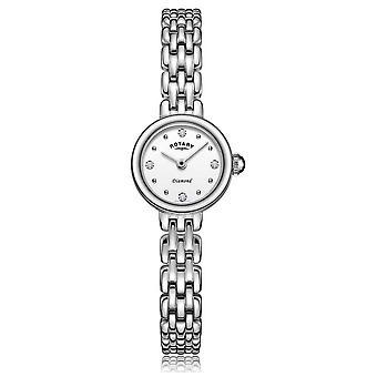 Rotary   Ladies Stainless Steel Bracelet   LB05152/70/D Watch