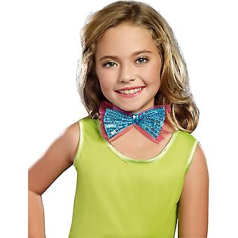 Dance Craze Child Bowtie Turq