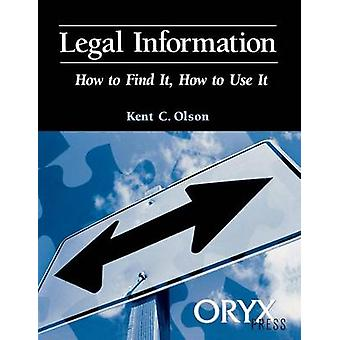 Legal Information by Olson & Kent