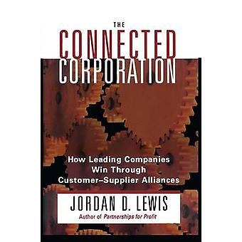 Connected Corporation How Leading Companies Manage CustomerSupplier Alliances by Lewis & Jordan D.