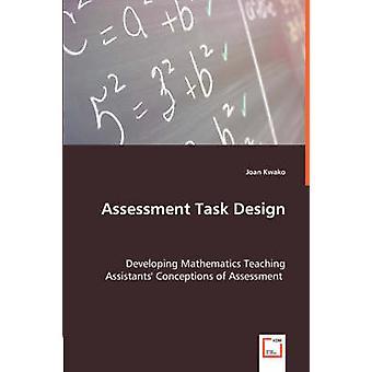 Design de tarefa de avaliação por Kwako & Joan