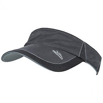 Trespass Mens Cutts reflexivo ajustável Running viseira chapéu