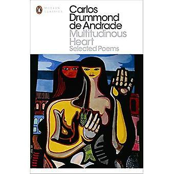 Coração multitudinária: Poemas selecionados (Penguin Modern Classics)