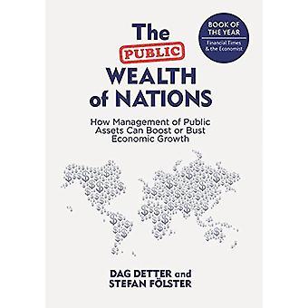 Den öffentlichen Reichtum der Nationen - Management von öffentlichen Gütern wie Boo kann