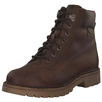 Camel active Canberra men's winter boots Brown