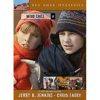 Wind Chill by Jerry B Jenkins - Chris Fabry - 9781414301532 Book