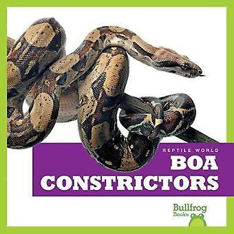 Boa Constrictors by Imogen Kingsley - 9781620316641 Book