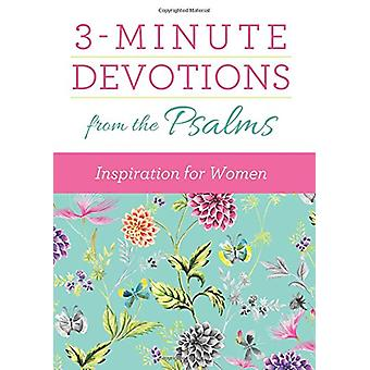 3-Minute Devotions from the Psalms - Inspiration for Women by Vicki J