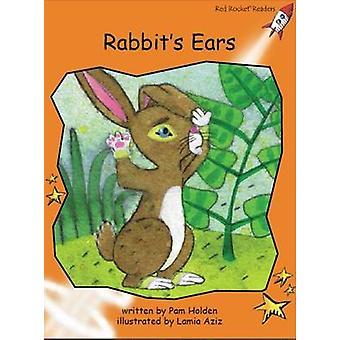Rabbit's Ears by Pam Holden - Lamia Aziz - 9781776541737 Book