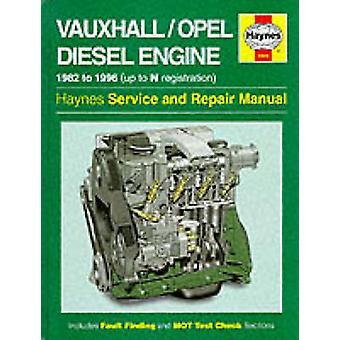 Vauxhall/Opel Diesel Engine Service and Repair Manual (5th Revised ed