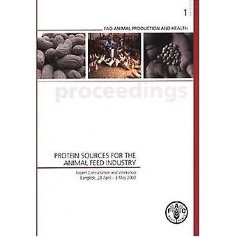 Protein Sources for the Animal Feed Industry -Expert Consultation and