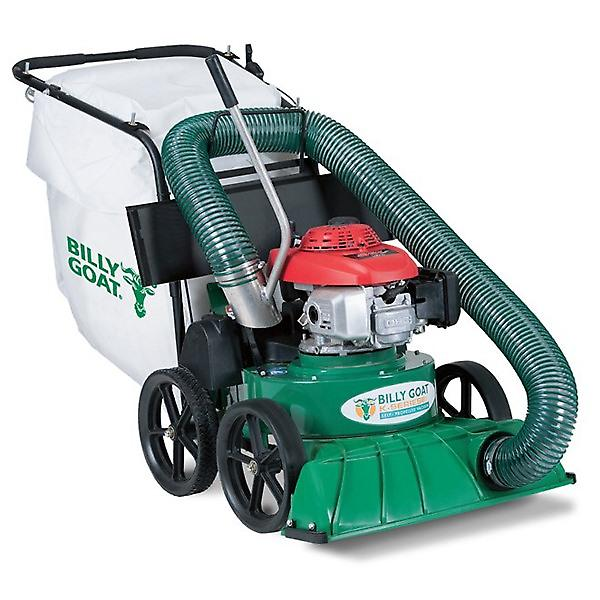 Billy Goat KV600SP Wheeled Petrol Garden Vacuum