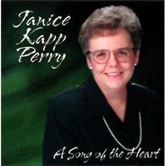 Janice Kapp Perry - låt av hjärtat [CD] USA import