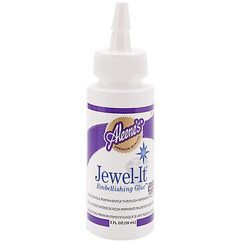 Aleene's Jewel It Embellishing Glue 2 Ounce 27 Nov