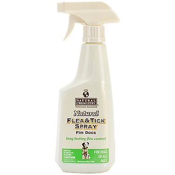 Natural Flea & Tick Spray For Dogs 16oz-  11210