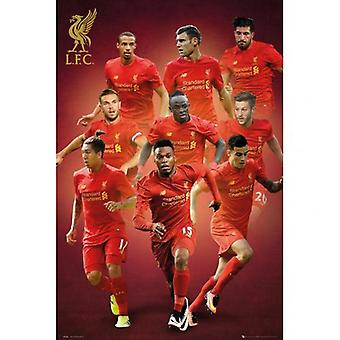 Liverpool Poster Players 76