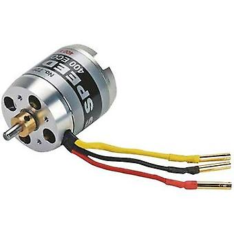 Model aircraft brushless motor Graupner kV (RPM per volt): 400