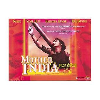 Mother India Movie Poster (17 x 11)