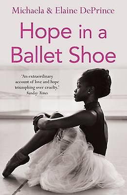 Hope in Elaine a Ballet Shoe by Elaine in DePrince & Michaela DePrince a0f082
