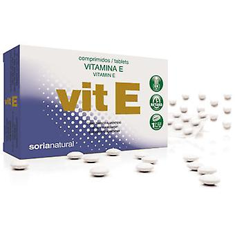 Soria Natural Vit. E Retard 200mg 48 Tablets