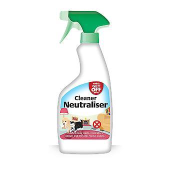 Vaske & stå indendørs & udendørs renere 500ml (pakke med 6)