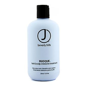 J Beverly Hills Masque Hair & Scalp Intensive Treatment 350ml/12oz