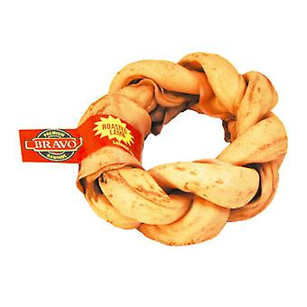 Bravo Rosco Braid Bacon 5-6  (12.5-15Cm (Dogs , Treats , Bones)