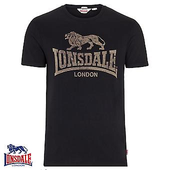 Lonsdale T-Shirt slim fit Newhaven