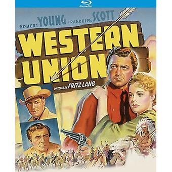 Western Union (1941) [Blu-ray] USA importar