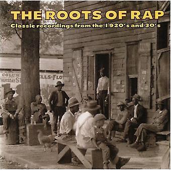 Rødderne af Rap - rødder af Rap-Classic Recordin [CD] USA importerer